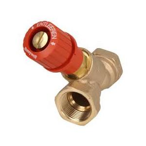 Клапан балансировочный Kombi-3-plus RED (красный) Honeywell